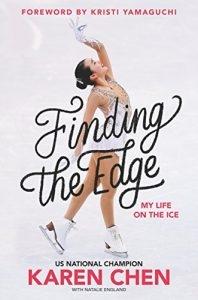 2018冬奧台裔滑冰選手 陳楷雯 Karen Chen 的書